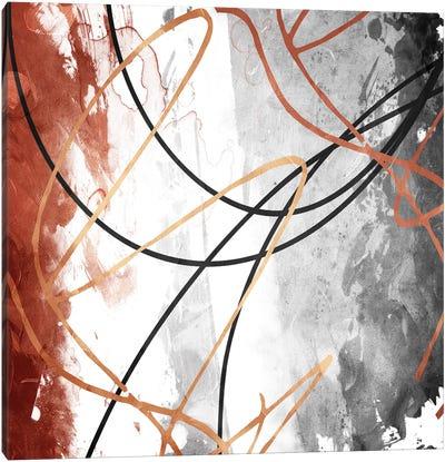 Rustic Moves Canvas Art Print
