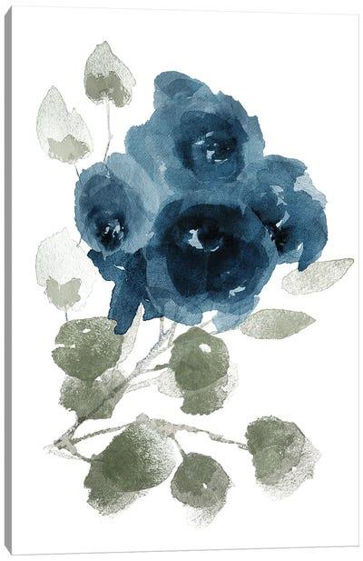 Bluequet Canvas Art Print