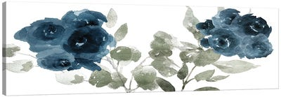 Bluequettes Canvas Art Print