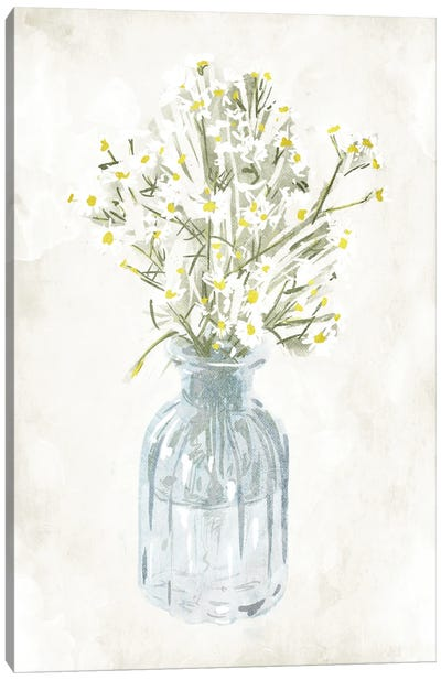 Water The Plants Canvas Art Print