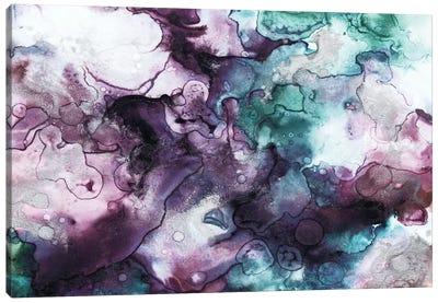 Dark Couds Canvas Art Print