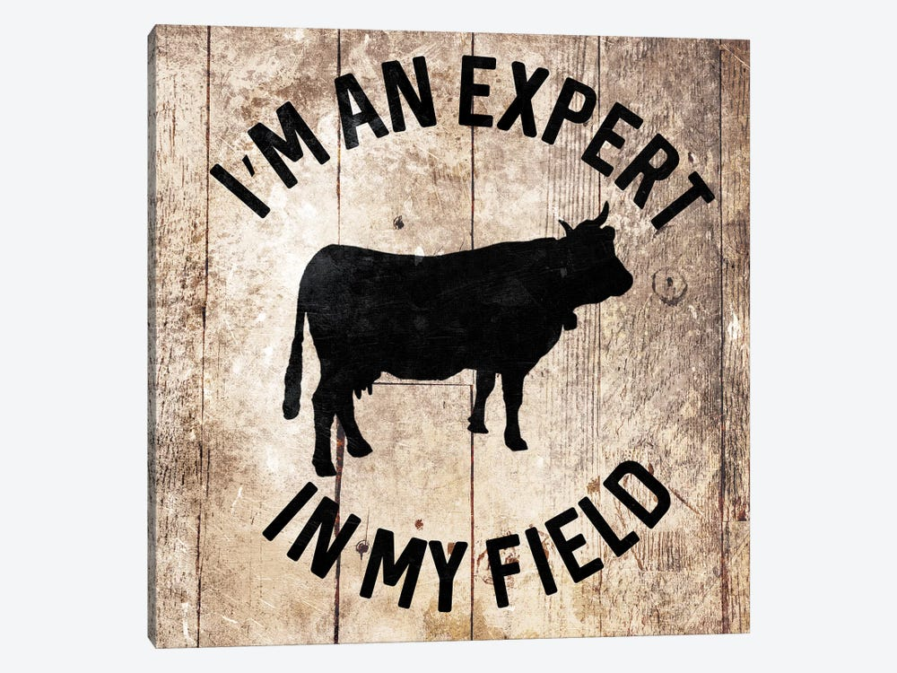 In My Field by Mlli Villa 1-piece Canvas Art