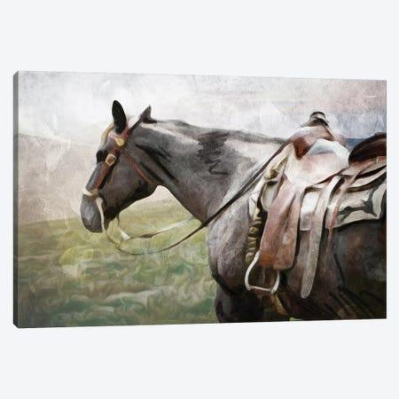 Take A Ride Canvas Print #MVI29} by Mlli Villa Canvas Wall Art