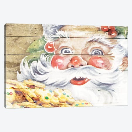 Mmm Cookies Canvas Print #MVI34} by Mlli Villa Canvas Artwork