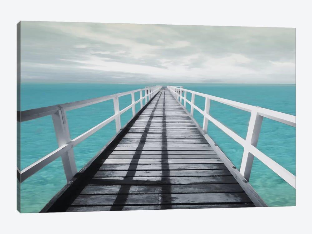 Dock Out by Mlli Villa 1-piece Canvas Art
