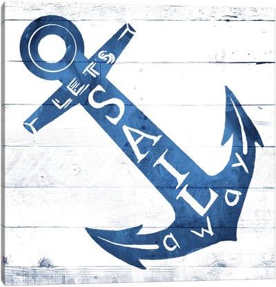 Let Sail Away Canvas Art Print