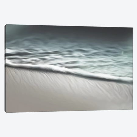 Water Cool Abstracts Canvas Print #MVI74} by Mlli Villa Canvas Artwork