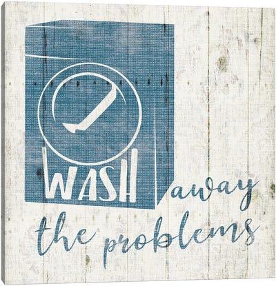Wash Away Canvas Art Print