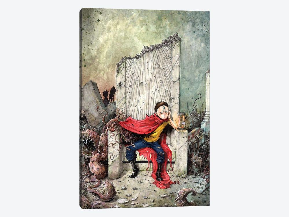 Akira Morty Rises by Marcelo Ventura 1-piece Canvas Art
