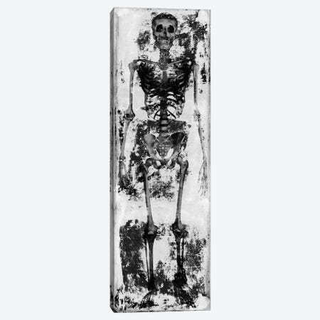 Skeleton IV Canvas Print #MWA12} by Martin Wagner Canvas Artwork