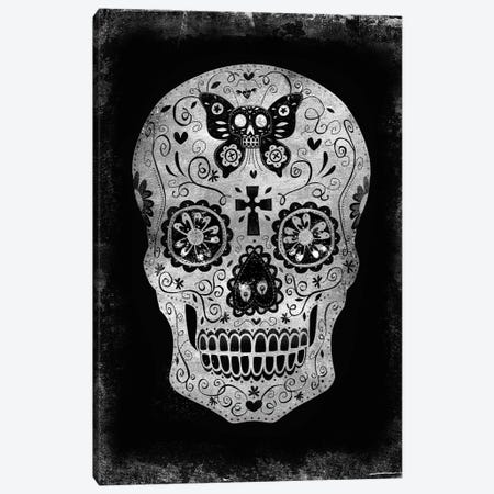Day Of The Dead Canvas Print #MWA2} by Martin Wagner Canvas Art