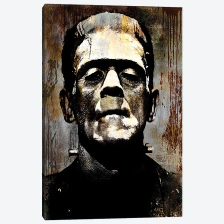 Frankenstein I Canvas Print #MWA6} by Martin Wagner Art Print