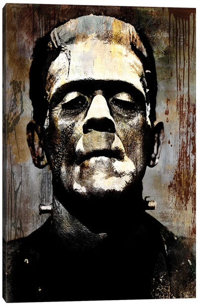 Frankenstein I Canvas Art Print