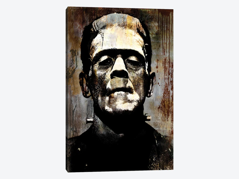 Frankenstein I 1-piece Canvas Art Print