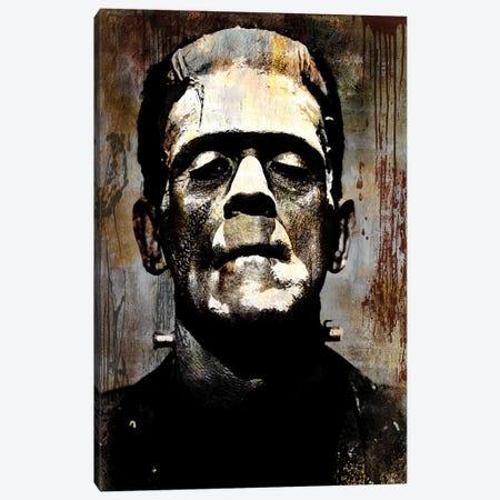 Frankenstein I 3-Piece Canvas #MWA6} by Martin Wagner Art Print