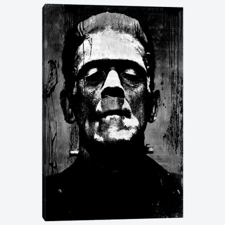 Frankenstein II Canvas Print #MWA7} by Martin Wagner Canvas Art Print