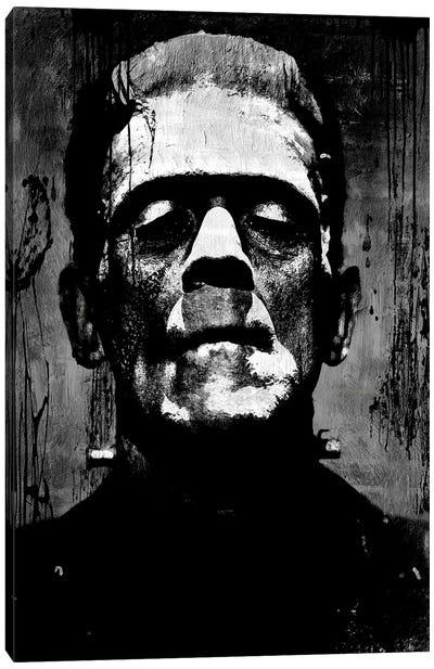 Frankenstein II Canvas Art Print