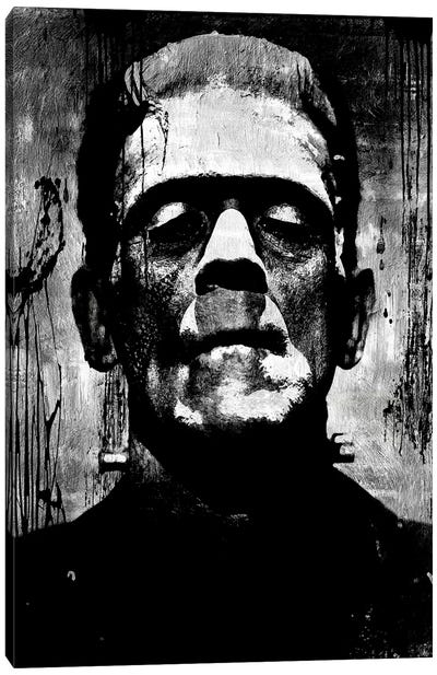 Frankenstein II Canvas Art Print