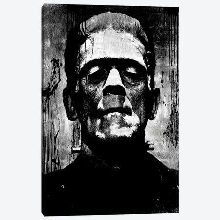 Frankenstein II Canvas Print #MWA8} by Martin Wagner Canvas Wall Art