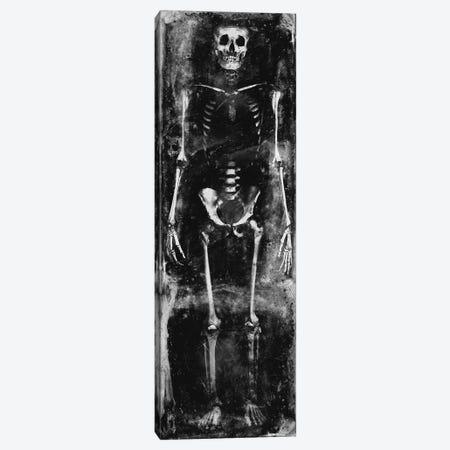 Skeleton I Canvas Print #MWA9} by Martin Wagner Canvas Wall Art