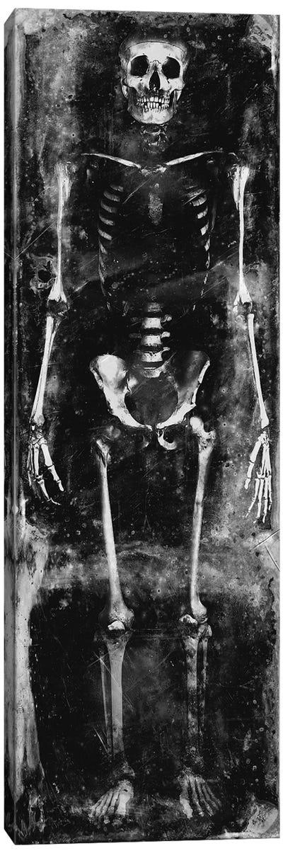 Skeleton I Canvas Art Print