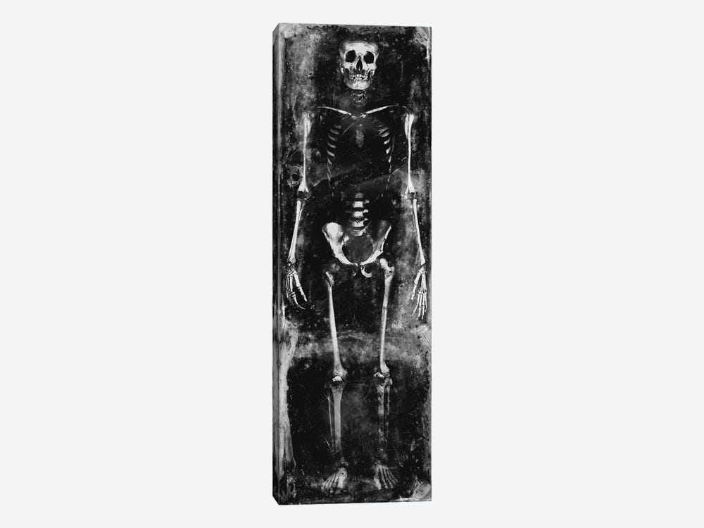 Skeleton I by Martin Wagner 1-piece Canvas Art