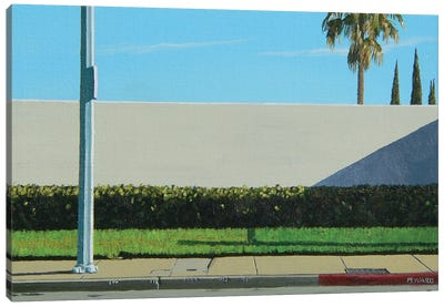 Imaginary Landscape Canvas Art Print