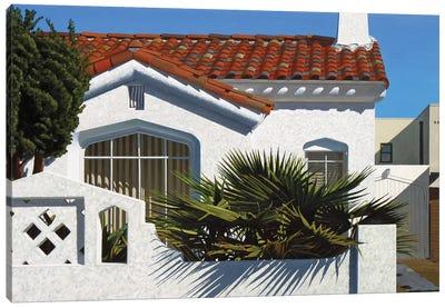 Long Beach III Canvas Art Print