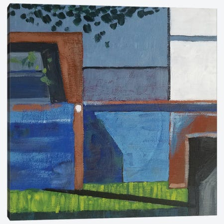 Power Wagon (Abstract) Canvas Print #MWD2} by Michael Ward Canvas Print