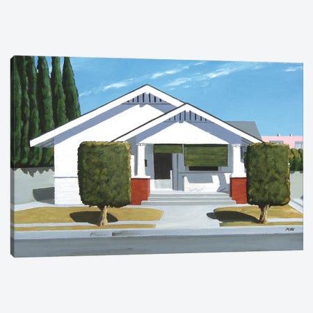 Pomona House Canvas Print #MWD45} by Michael Ward Canvas Print