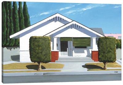 Pomona House Canvas Art Print