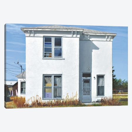 This House Of Sky Canvas Print #MWD57} by Michael Ward Canvas Artwork