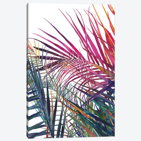 Jungle Vol 1 Canvas Print #MWR17} by Maja Wronska Canvas Wall Art