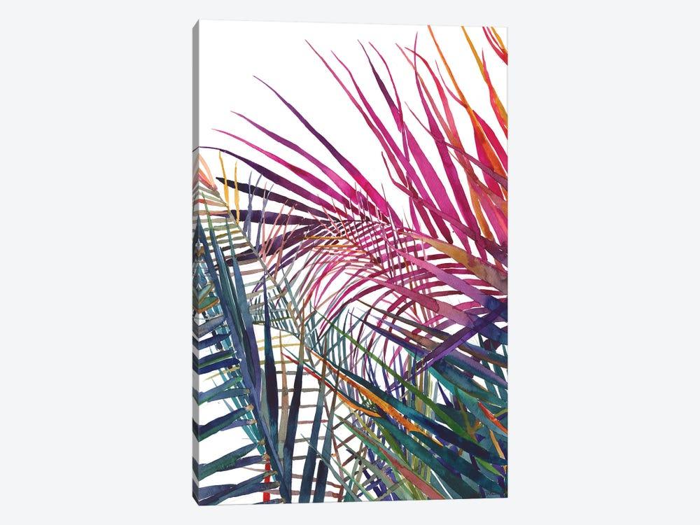 Jungle Vol 1 by Maja Wronska 1-piece Canvas Art Print