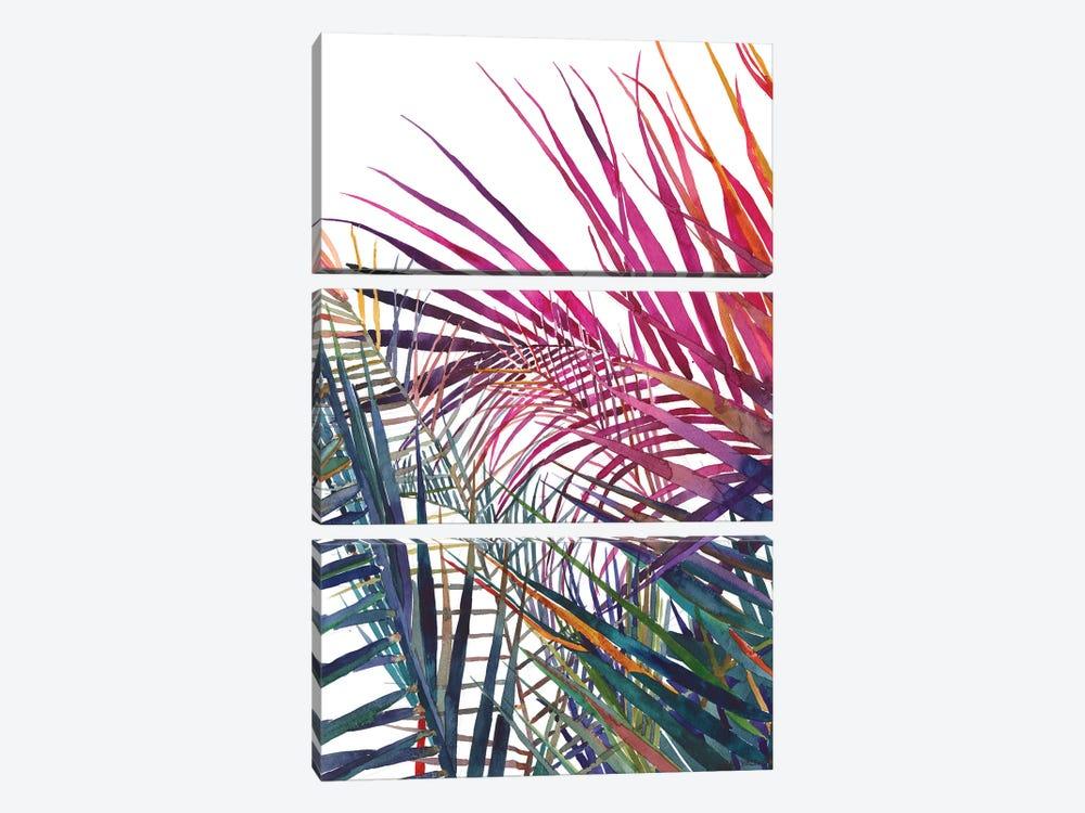 Jungle Vol 1 by Maja Wronska 3-piece Canvas Art Print