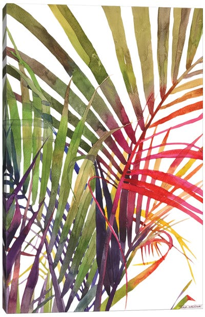Jungle Vol 3 Canvas Art Print