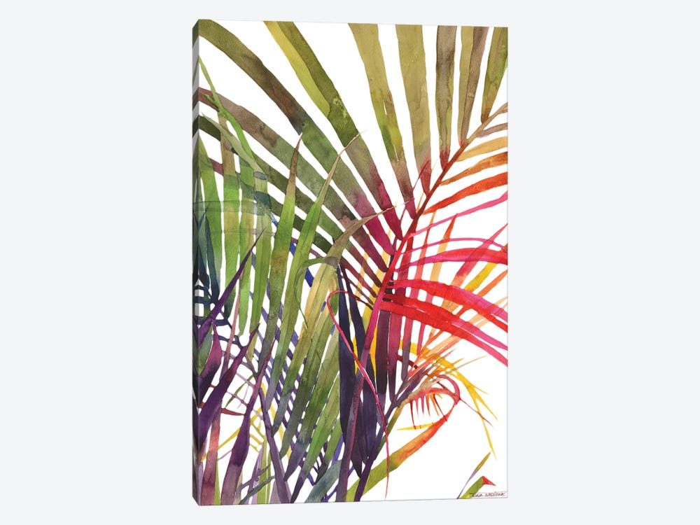 Jungle Vol 3 by Maja Wronska 1-piece Canvas Wall Art