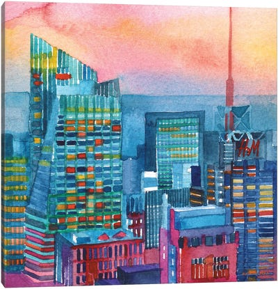 NYC I Canvas Art Print