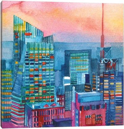 NYC I Canvas Art Print
