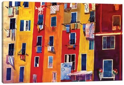 Portovenere Canvas Art Print