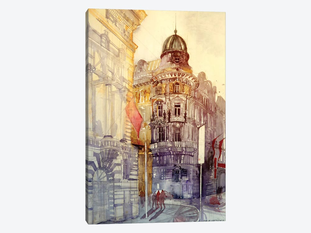 Wien by Maja Wronska 1-piece Art Print