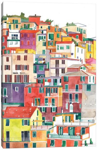 Cinque Terre I Canvas Art Print