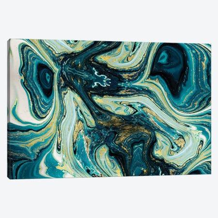 Spacetime Canvas Print #MXC10} by Maximiliano Casal Canvas Artwork