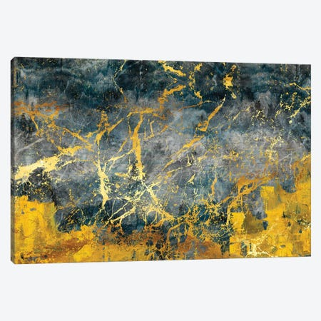Nordic Fire Stone Canvas Print #MXC11} by Maximiliano Casal Canvas Artwork