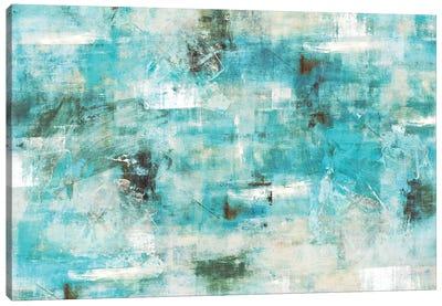 Mediterranean Sea Canvas Art Print