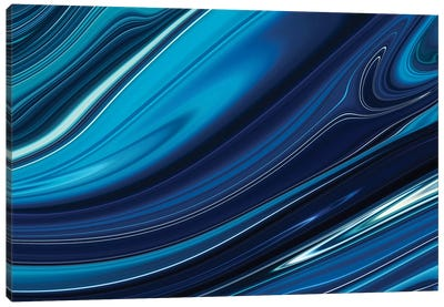 Velocity I Canvas Art Print