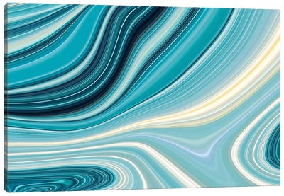 Velocity II Canvas Art Print