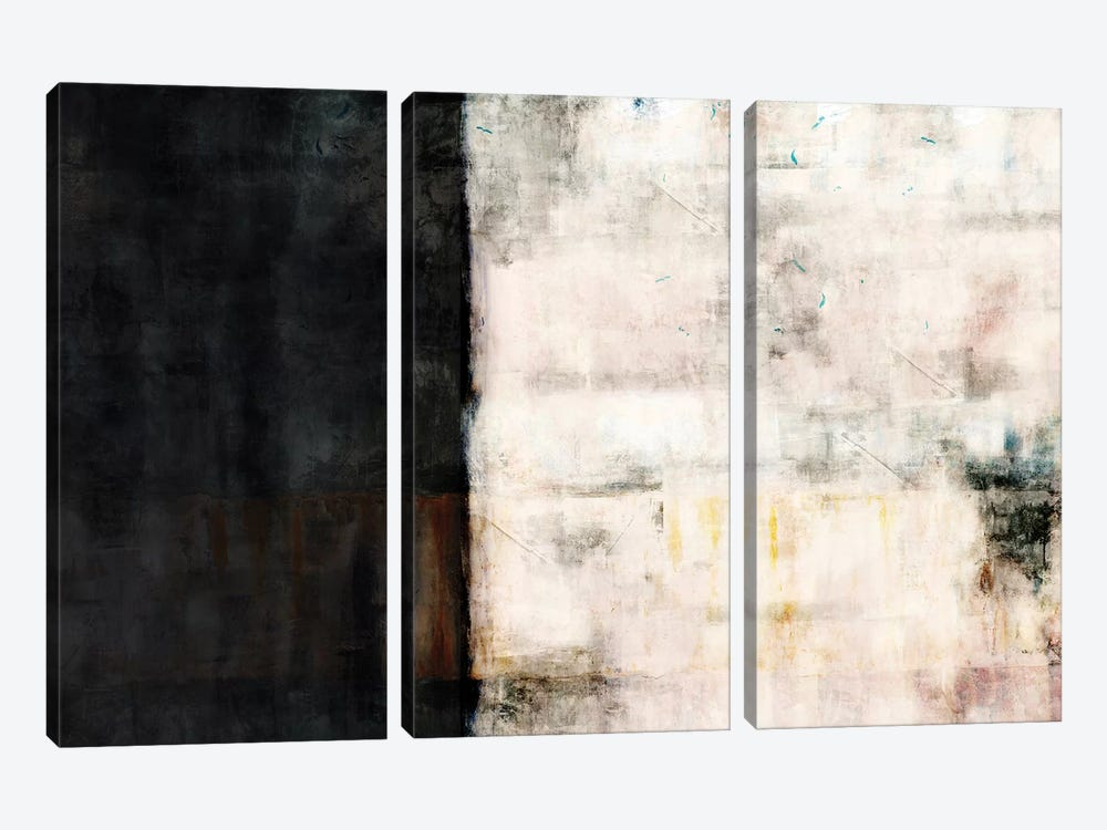 Two Minds by Maximiliano Casal 3-piece Canvas Artwork