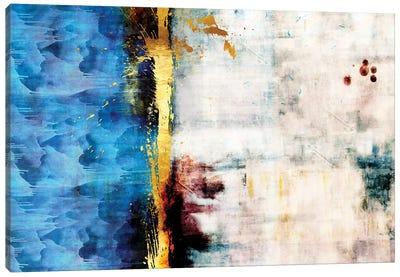 Sapphire Canvas Art Print