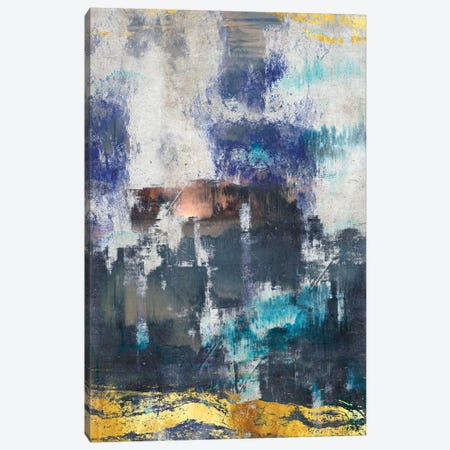 Abstract Mediterranean Canvas Print #MXC35} by Maximiliano Casal Canvas Art Print
